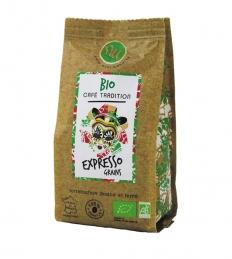 Café Bio en grains - Expresso - 125 Grs - MAISON TAILLEFER