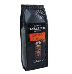 Café en grains - Moka d'Éthiopie - 250 Grs - MAISON TAILLEFER