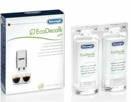 Détartrant pour cafetière écologique - EcoDecalk Mini - 2x100 ml - DELONGHI