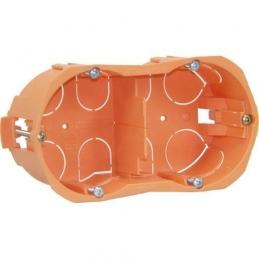 Boîte d'encastrement - Double entraxe - Capriclips verticale - 40 mm - CAPRI