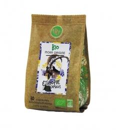 Capsules de café BIO pour Nespresso - Ethiopie - MAISON TAILLEFER
