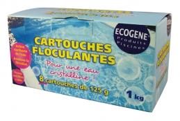 Cartouches Floculantes - 1kg - ECOGENE