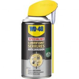 Lubrifiant serrures Anticorrosion - 250 ml - WD-40 Spécialist