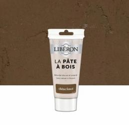 Pâte à bois - Chêne foncé - 150 Grs - LIBERON