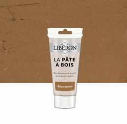 Pâte à bois - Chêne moyen - 150 Grs - LIBERON