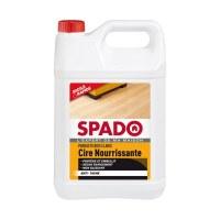 Cire liquide parquet - chêne clair - 5 L de SPADO