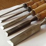Ciseau de sculpteur / à bois
