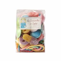 Sachet de bonbons citriques - Mélange - 270 Grs - LES GOURMANDISES DE SOPHIE