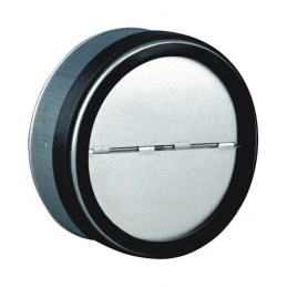 Clapet anti-retour - Aluminium et Acier - 125 mm - AUTOGYRE