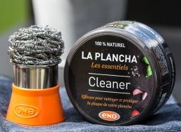 Argile naturelle pour nettoyage plancha - Plancha Cleaner - ENO