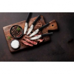 Coffret de 4 couteaux à steaks - 1948 - PRADEL