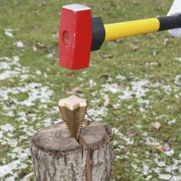 Coin à fendre bois - Grenade - 1.5 Kg - GREENGERS