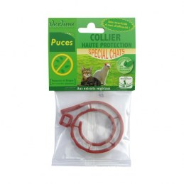 Collier puces insectifuge chats - VERLINA