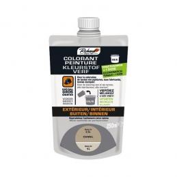 Colorant pour peinture - Doypack - 250 ml - Camel - RICHARD
