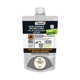 Colorant pour peinture - Doypack - 250 ml - Sable fin - RICHARD
