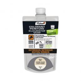 Colorant pour peinture - Doypack - 250 ml - Ivoire clair - RICHARD