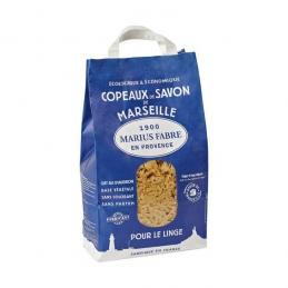 Copeaux de savon de Marseille pour le linge - 980 Grs - MARIUS FABRE