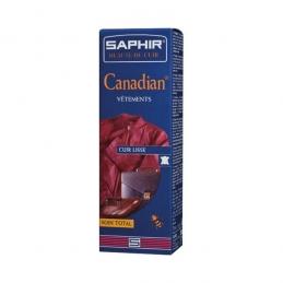 Crème reconstituante pour cuir - Canadian - Rouge cerise - 75 ml - SAPHIR