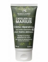 Crème réparatrice pour les mains abîmées - 75ml - MARIUS FABRE