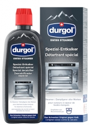 Détartrant spécial pour tous les cuiseurs à vapeur - 500 ml - DURGOL
