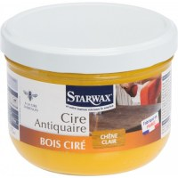 Cire antiquaire en pâte - Chêne clair - 375 ml