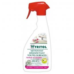 Nettoyant / désinfectant multi-surfaces - 500 ml - WYRITOL