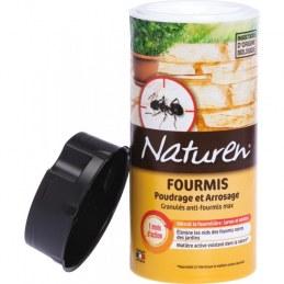 Fourmis - Poudrage et arrosage - 250 Grs - NATUREN