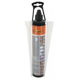 Scellement chimique polyester / Ton pierre - 150 ml - FIX'PRO