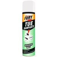 Tue rampants - Tous insectes - 400 ml - FURY