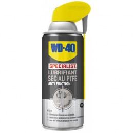 Lubrifiant sec au PTFE anti-friction - 400 ml - WD-40 Spécialist