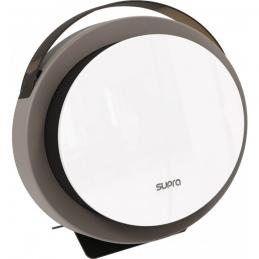 Radiateur digital soufflant portatif - 2000 Watts - Calypso - Gris - SUPRA