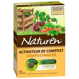 Activateur de compost - 1.5 Kg - NATUREN