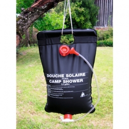 Douche solaire - Camp Shower - 10 L - CAO