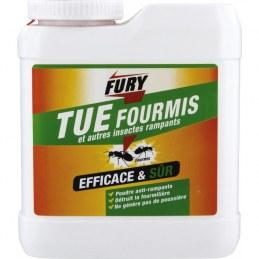 Insecticide fourmis et rampants - Poudre - 250 gr - FURY