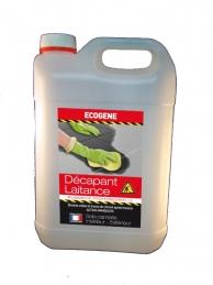 Décapant laitance - 5 L - ECOGENE
