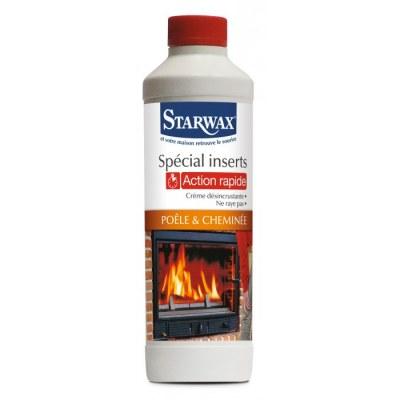 Crème nettoyante insert poêle et cheminée STARWAX