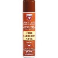 Cire entretien cuir d'ameublement - 400 ml - AVEL