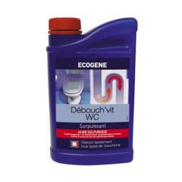 Déboucheur - Débouch'Vit WC - 1 L - ECOGENE