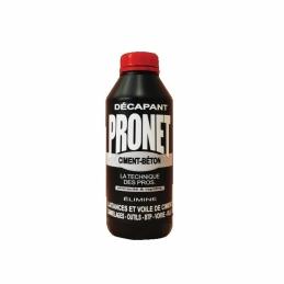 Décapant ciment-béton - Élimine laitance - 1 L - PRONET