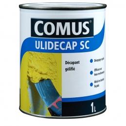 Décapant en gel pour tous types de peintures et vernis - Ulidécap SC - 1 L - COMUS