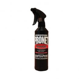 Dégraissant - Graisses alimentaire - Pronet rouge - 500 ml - PRONET