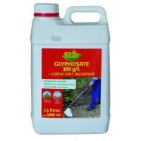 Désherbant Glyphosate 2.5l 360g/l sans toxicologie