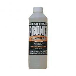 Détartrant alimentaire pour appareils ménagers - 500 ml - PRONET
