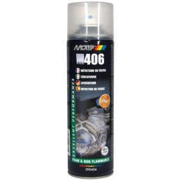 Détecteur de fuite gazeuse - W409 - Aérosol de 400 ml - MOTIP