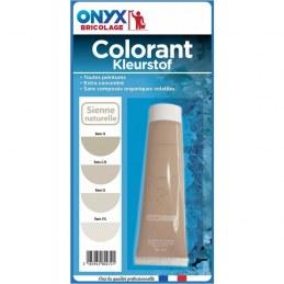 "Colorant universel ""Colortech"" - Sienne naturelle - 60 ml - ONYX"