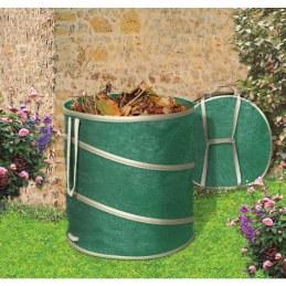 Sac de jardin à ressort - 100 L - CAP VERT