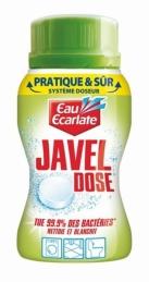 Pastilles eau de javel - Javel doses - 40 pastilles - EAU ECARLATE