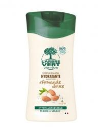 Crème Douche Hydratante - Aux extraits d'Amande douce - 250 ml - L'ARBRE VERT