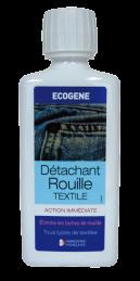 Détachant rouille sur les textiles - 250 ml - ECOGENE