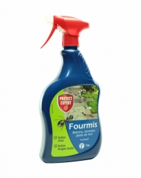 Anti-fourmis en spray - Prêt à l'emploi - 1 L - PROTECT EXPERT